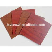 cherry melamine high-density particle board