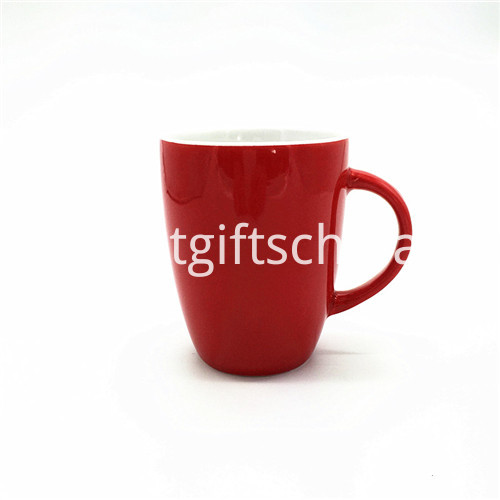 Personalized Logo Printed Stoneware Coffee Mugs3