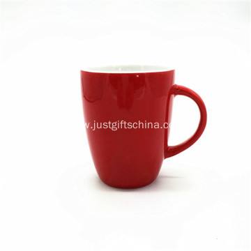 Personalized Logo Printed Stoneware Coffee Mugs