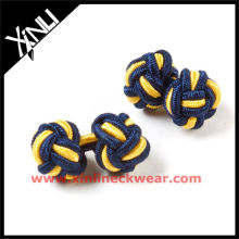 New 2013 Silk Cufflinks in Knot