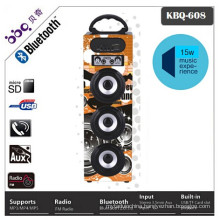 Wholesale 2.0 dual speaker dj wooden speaker box