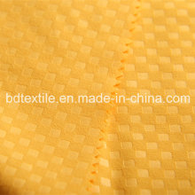 100%Polyester Brushed Embossed Microfiber 75X150d 288f, Calendered Microfiber