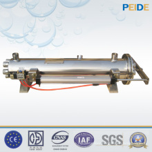 100t/H Water Treatment Outdoor SPA Bath UV Sterilizer