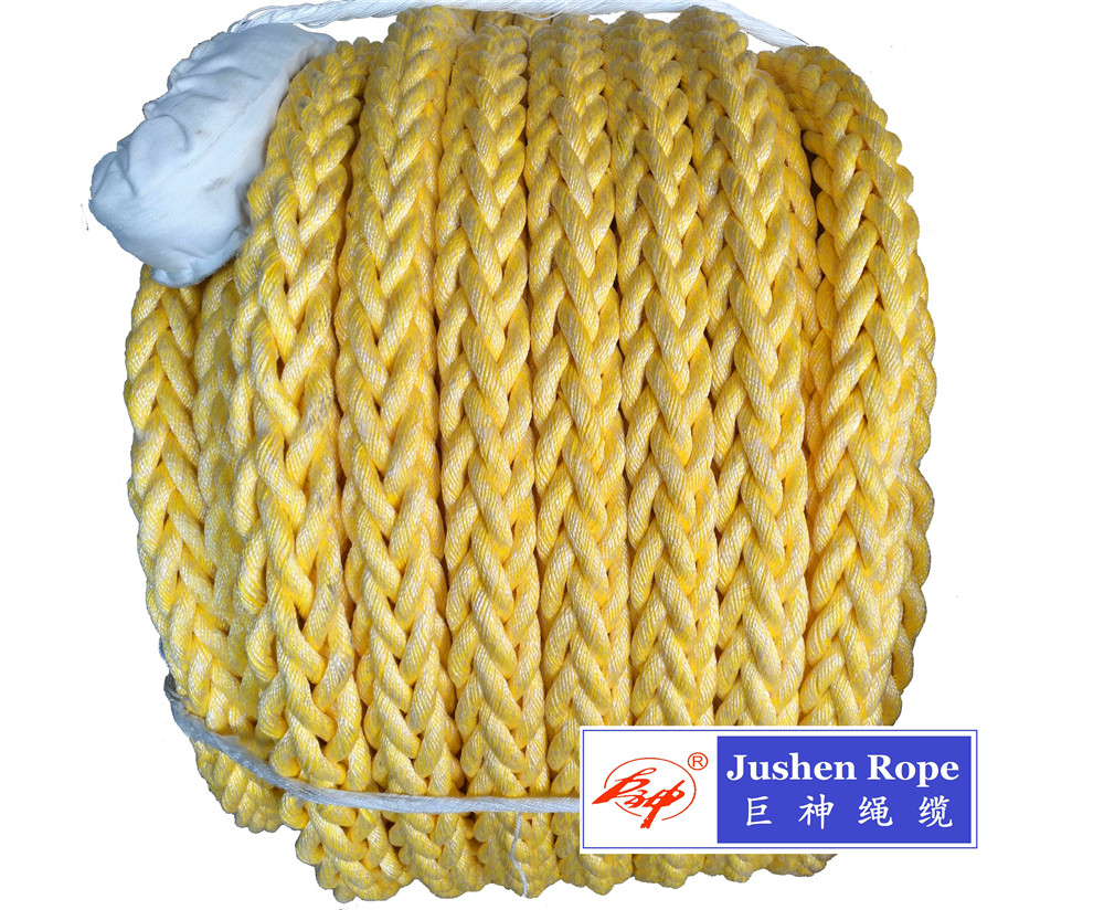 CE Compound Mooring Rope