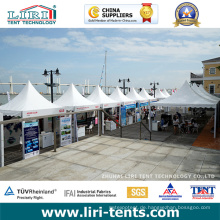 5X5m Pagoden Zelt für Outdoor-Messe zu verkaufen