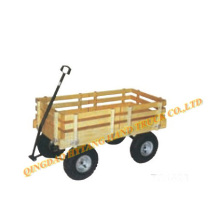 Carro de jardín de madera TC1823