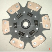 Auto Clutch Copper Button With Rivet