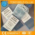high quality welding tip wl15 2.4*175 tungsten rod golden