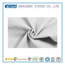 Tela de Spandex de algodón liso de Deyed para las materias textiles caseras