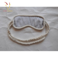 Custom Cashmere Travel Eye Mask Sleep