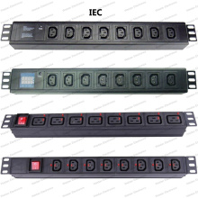 19 Inch IEC Type Universal Socket Network Cabinet and Rack PDU (1)