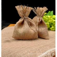 Eco Recycling Geschenk Verpackung Gunny Jute Tasche