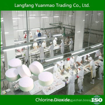 Chlorine Dioxide Used as Bleacher in Papermaking Printing and Dyeing Industry