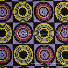 100% хлопчатобумажная ткань для одеяла с реактивной печатью (C20X10 / 40X42)