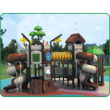 Outdoor Plastic Playground 11052