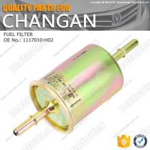 Chana Alsvin peças changan auto peças filtro de combustível 1117010-H02