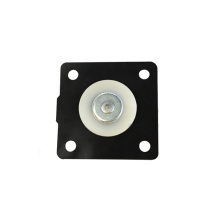 OEM EPDM black rubber diaphragm