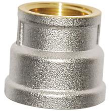 Racor de acoplamiento de tubo de latón (a 0205)