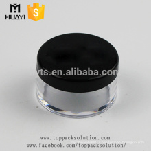 empty loose powder jar with sifter
