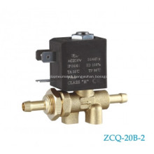 Tube Connector Welding Solenoid Valve