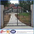 Puerta de guardia de alta calidad decorativa simple