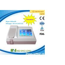 MSLBA06 Plus-A semi-automatic chemistry analyzer/semi automatic biochemistry analyzer/semi automatic urine analyzer