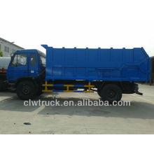 Dongfeng 153 15000litres despejo caminhão de lixo