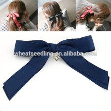 Alibaba Yiwu arco acessórios baratos arco clip em nomes de extensão de cabelo