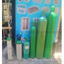 Medical Steel & Aluminum Oxygen Cylinders for Oxygen Breathing