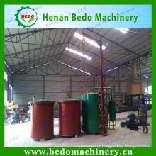 Preço de fábrica briquete de carvão vegetal de madeira máquina de carbonização forno para serragem (skype: bedomachinery01) 008613253417552