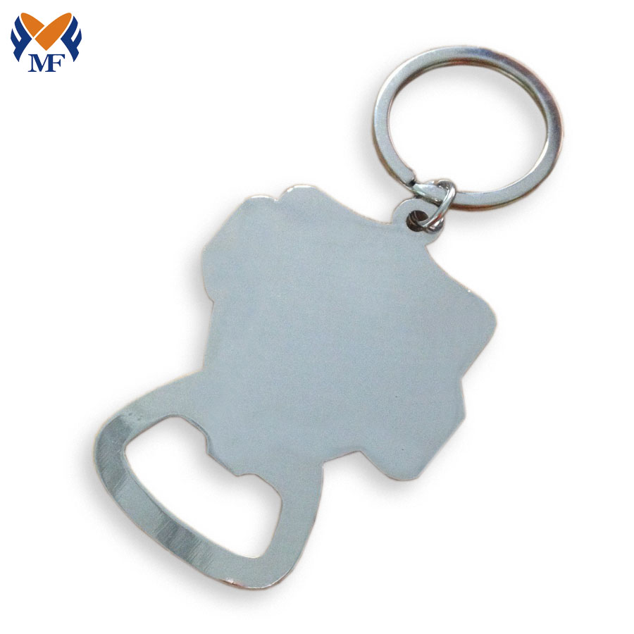 Dad Bottle Opener Keyring