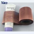 YACHAO 20 malha 40 malha 80 malha 100 malha anti rf tecido vermelho malha de arame de cobre, tela de malha de latão