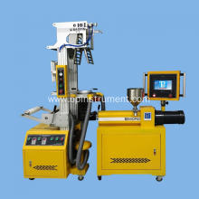 Lab film blowing machine / PLC control