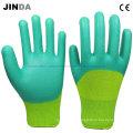 Защитные рабочие латексные рабочие перчатки (LH311)
