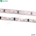 controlador direccionable súper brillante dg rgb 60 led tira 14.4 W / m