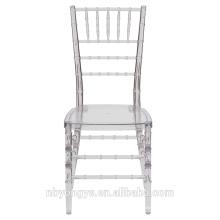 Кресло из хрустальной смолы chiavari