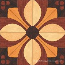 Luxurious Parquet Plywood Engineered Wood Flooring