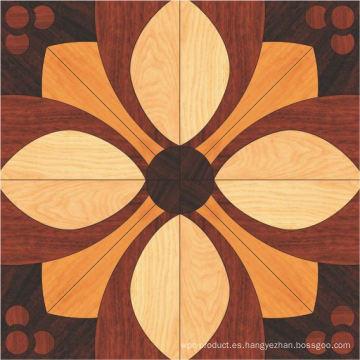 Pisos de madera de parquet de lujo (GMDPP14027)
