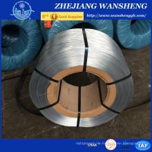 3.35mm Gavanized Stahl Kerndraht / ACSR Kaninchen Leiter