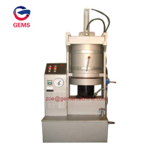 Seed Oil Extraction Hydraulic Cold Press Oil Machine