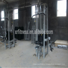 Multi fitness equipments Integrated Gym Trainer nine Station