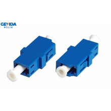 LC / Upc-LC / Upc Single-Mode Simplex Adaptador de fibra óptica