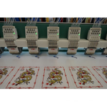 CBL high speed 6 heads computer embroidery machine