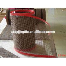 UV dryer with PTFE Coated Fiberglass Open Mesh Conveyor Belt