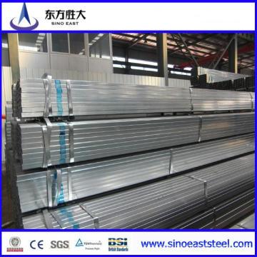Hohles rechteckiges Rohr aus verzinktem Stahlrohr