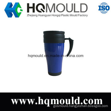 Plastic Cup with Handle Injection Mould