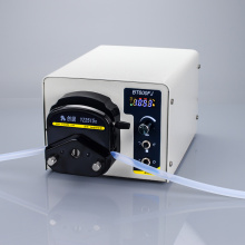 Bakterienfiltrationseffizienztest Peristaltikpumpen