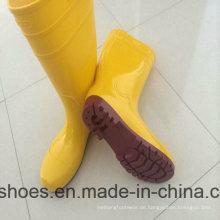 Beliebte chemische wasserdicht PVC Industriearbeit Sicherheit Lackoptik
