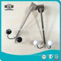 Metal Wire Single Hook para roupas