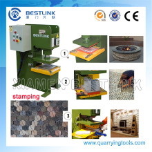 Hot Sell Stone Pressing Machine for Granite Curb